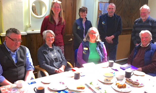 The Cheshire Agricultural Chaplaincy Team
