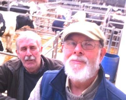 John Heyworth and Colin Haworth