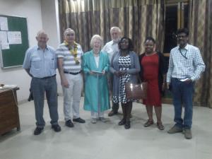 Indian dialogue in Akola participants