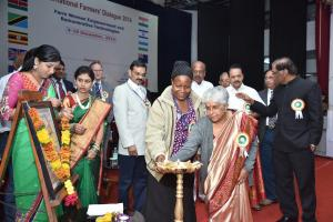 Farmers Dialogue 2014 in India
