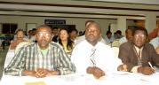 Duncan Nduhui (Kenya), Jamil Ssebalu (Uganda), Martin Simtenda (Tanzania)