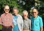 John, Jenny, Phyllis and Bill