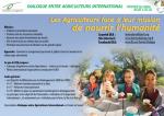 Un nouveau prospectus sur le Dialogue entre Agriculteurs