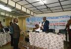 The international Farmers' gathering in Bukavu, DR Congo