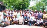 Participants in the Farmers Dialogue, Tanzania, November 2006
